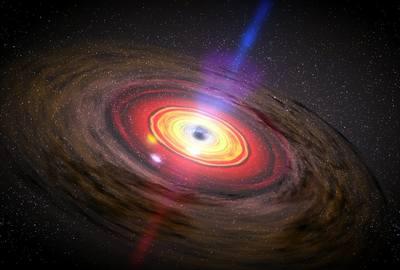 Μαύρη τρύπα 1