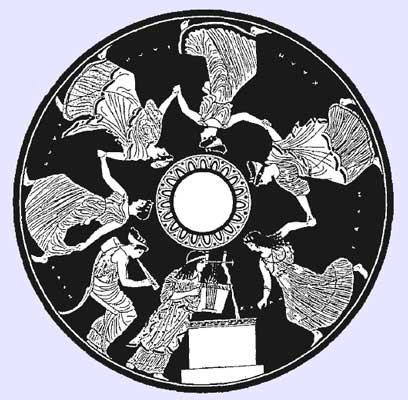 Αρχαίος χορός 3